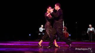 Alex Krupnikov & Ekaterina Lebedeva, Tango en Vivo, Buenos Aires Tango Star  5.06.2018
