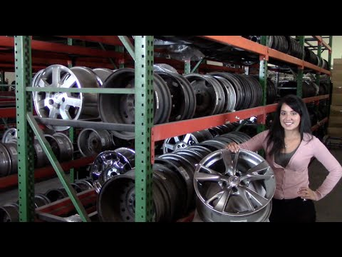 Factory Original Lexus ES 250 Rims & OEM Lexus ES 250 Wheels – OriginalWheel.com