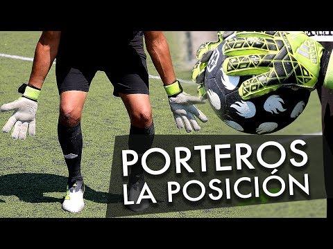 COMO ser PORTERO (Posición) Tutoriales de Tirarse, Tapar, Sacar & Despejar