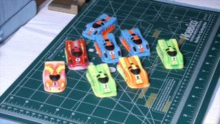 Painting HO Lexan Bodies - Part Three