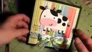 Cards Simply Charmed Create A Critter Cricut