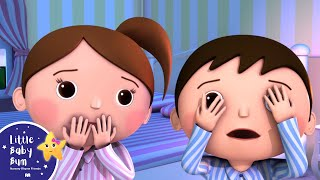 No Monster Song! | +More Nursery Rhymes and Kids Songs | ABCs and 123s | Little Baby Bum