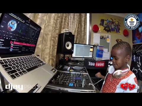 D Arch Jnr Valentines Mix 2018 Feel The Love (5yrs old)