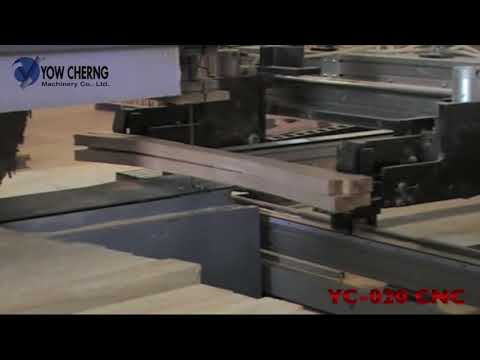 YC-020 CNC Band Saw Machine
