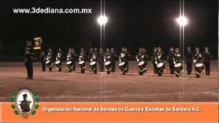 BANDA DE GUERRA DIANAS DE ORO