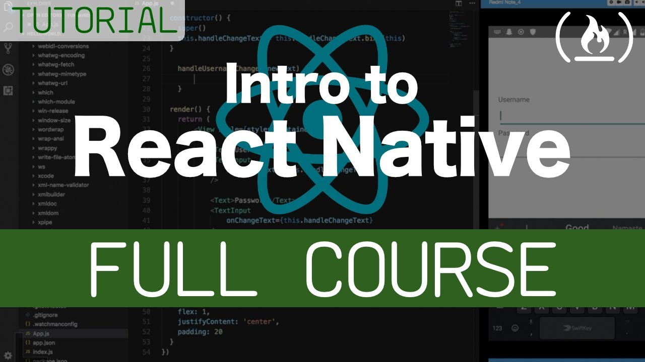 Intro to React Native Course