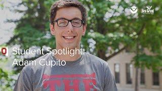 Student Spotlight: Adam Cupito