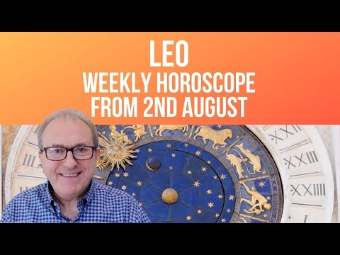 Weekly Horoscopes from 2nd August 2021