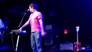 The Dismemberment Plan - Ellen and Ben 10/18/13 Terminal 5 NYC