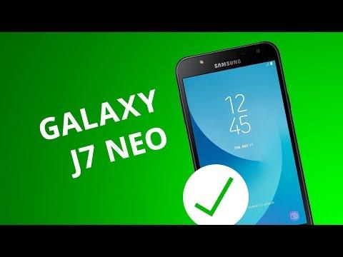 SAMSUNG J7 NEO, 16GB, 2GB RAM, OCTACORE, DOURADO