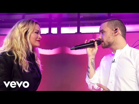 Liam Payne Rita Ora For You Fifty Shades Freed Live On The Today Show 2018