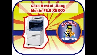 Xerox 7845 Diagnostic Mode
