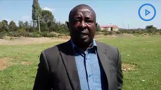 Kikuyu Council of Elders Laikipia Branch chairman Maitho on the