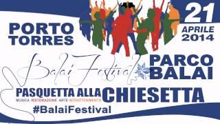 preview picture of video 'Balai Festival - Porto Torres 2014 - PFM Canta De Andrè'