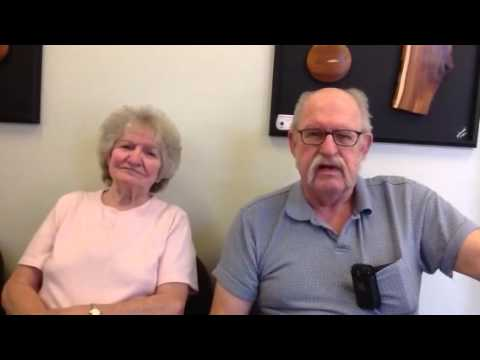 Peggy & James Talk About Their Experience