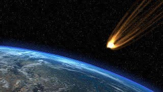 Real Life Asteroid Impact in VR | Asteroid Day