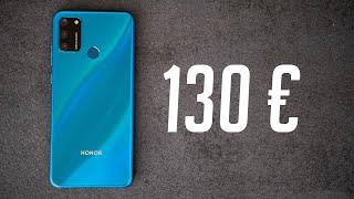 Lohnt sich ein 130€ Smartphone? - Honor 9A Review (Deutsch) | SwagTab