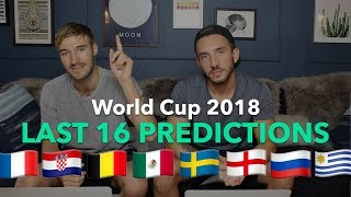 WORLD CUP PREVIEW - LAST 16 PREVIEW
