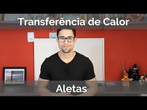 Transferência de Calor: Aletas