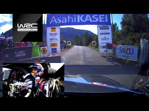 WRC - RallyRACC 2018: ONBOARD Sordo SS18