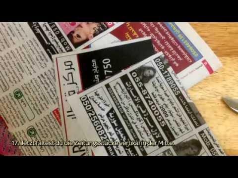 Eine Tolle Zeitungsbox Konstruieren - DIY Home - Guidecentral