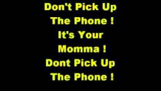 your mommas calling back with lyrics