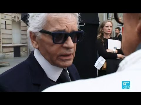 Karl Lagerfeld: a look back at his career
