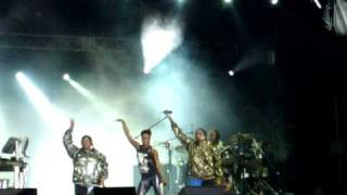Basement Jaxx - She's No Good live at Opener 2009
