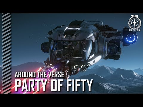 Around the Verse - Party of Fifty