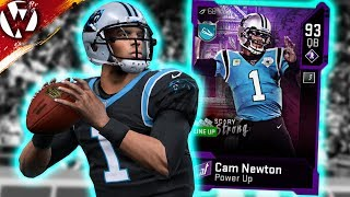 MOST FEARED CAM NEWTON RUNS WILD! - Madden 20 Gameplay