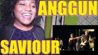 Anggun - Savior | MV REACTION [ANGGUN IS ROCKIN' IT!]