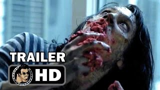 HERE ALONE Official Trailer (2017) Lucy Walters Zombie Horror Movie HD