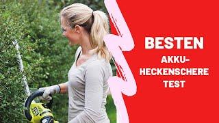 Die Besten Akku Heckenschere Test 2021 - (Top 5)