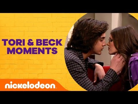 Best Tori & Beck (Bori) Moments from Victorious 💗 | Nick