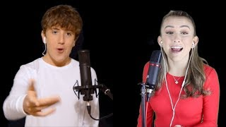 Done For Me - Charlie Puth ft. Kehlani (Henry Gallagher and Nataya Bree Cover)