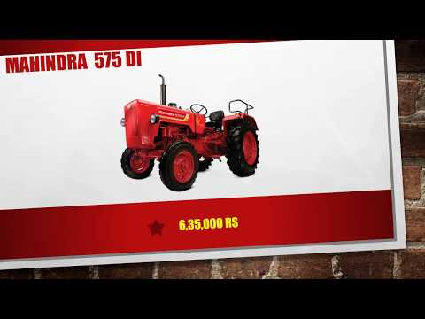 All Sonalika Tractor Models With Prices Quick View