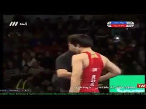 Вольная борьба: Якутянин выиграл турнир в Иране