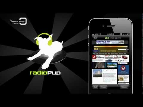 Video of radioPup