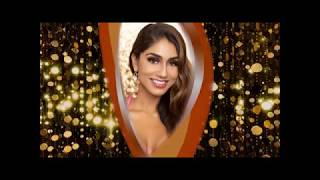 Megha Sandhu Finalist Miss Universe Canada 2018 Introduction Video
