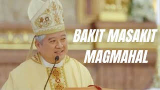 HAS LOVE DISAPPOINTED YOU? | SERMON | BISHOP SOCRATES VILLEGAS | CATHOLIC TOPICS