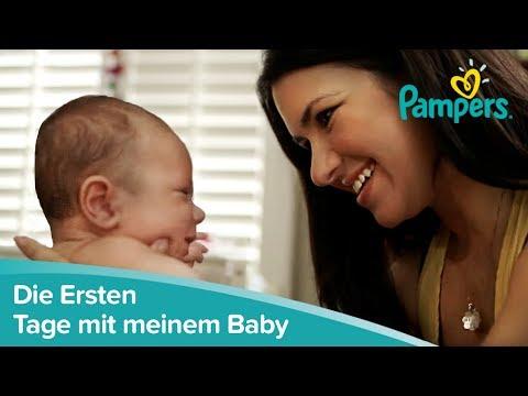 Die Ersten Tage mit meinem Baby: Mutter-Kind-Beziehung | Pampers