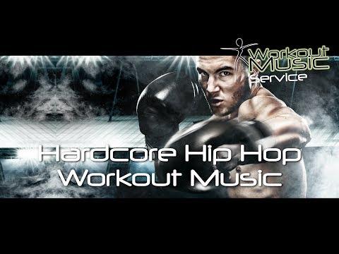 New Hardcore Hip Hop Workout Music Mix 2017 - Best Gym