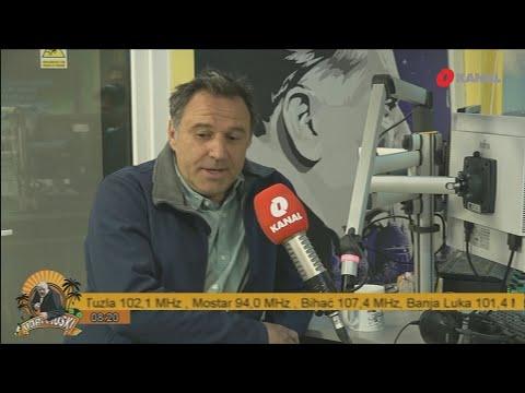 "Doktor Kemal Dizdarević: "" U Sarajevu je primjetna depopulacija, tjeranje ljudi"""