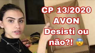 Abertura De Caixa CP 13/2020 AVON| Resgates MMA