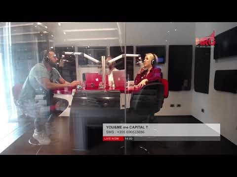 Capital T LIVE në You&Me by JAZ - ENERGY Radio - ENERGY Albania