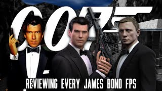 Reviewing Every James Bond FPS