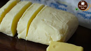 బయట కొనే అమూల్ బట్టర్ ని ఇప్పుడు ఇంట్లోనే ఈజీగా చేసేద్దాం-How To Make Butter At Home-Homemade Butter