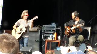 Blue Water Baboon Farm - Dave & Tim Live @ DMB Caravan, Chicago 7/9/11