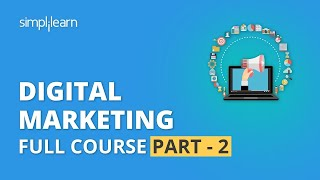 Learn Digital Marketing Skills - Beginners Course (Part 2 of 3)