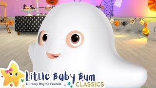Halloween Is Dress Up Time Song | Little Baby Bum | Cartoons and Kids Songs | Nursery Rhymes